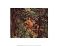 Chateau Noir Fine-Art Print