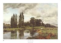 Bredon-on-the-Avon Fine-Art Print