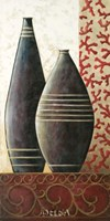 Coral Echoes I Fine-Art Print
