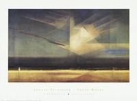 Vogel - Wolke Fine-Art Print