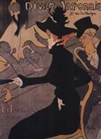 Le Divan Japonais Fine-Art Print