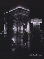 Paris Rendevous Fine-Art Print