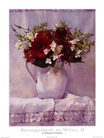 Arrangement in White II Fine-Art Print