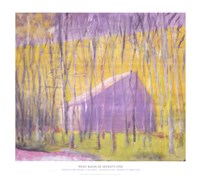 Saltbox Barn, 2002 Fine-Art Print