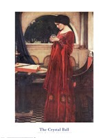 The Crystal Ball, c.1902 Fine-Art Print