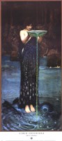 Circe Invidiosa, c.1892 Fine-Art Print