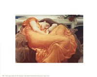 Flaming June, c.1895 Fine-Art Print