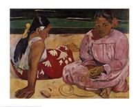 Women of Tahiti Fine-Art Print