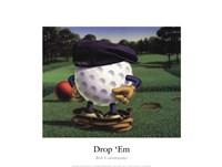 Drop 'Em Fine-Art Print