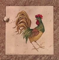 Farmyard Bird II Fine-Art Print