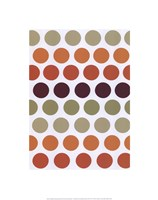 Terracotta Spots Fine-Art Print