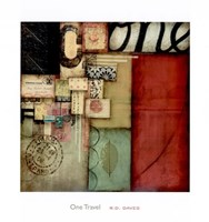 One Travel Fine-Art Print