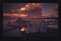 Tufas in Mono Lake, California Fine-Art Print
