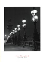 Pont Alexandre III Fine-Art Print