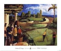 Vistas al Hoyo Fine-Art Print
