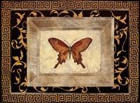 Winged Ornament I Fine-Art Print