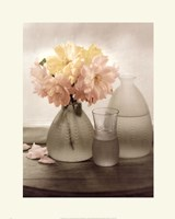 Frosted Glass Vases III Fine-Art Print