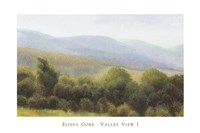 Valley View I Fine-Art Print