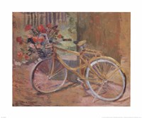 La Bicyclette Fine-Art Print