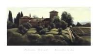 Pastine, Tuscany Fine-Art Print