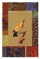 Yellow Jungle Bird Fine-Art Print