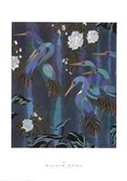 Cranes in Paradise II Fine-Art Print