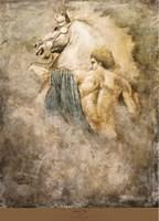 Spirit II (metallic ink & additional color) Fine-Art Print