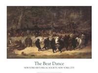 Bear Dance Fine-Art Print