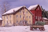 A Winter's Day Fine-Art Print