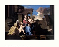 Holy Family Fine-Art Print