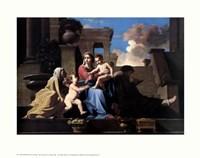 Holy Family Fine-Art Print