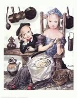 in the Kitchen Fine-Art Print