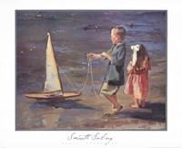 Smooth Sailing Fine-Art Print