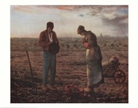 The Angelus, c.1859 Fine-Art Print