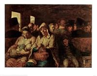 Third Class Carriage Fine-Art Print
