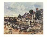 Mont Saint Michel Fine-Art Print