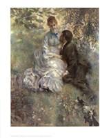 Idylle (Lovers) Fine-Art Print