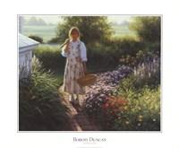 Grandma's Garden Fine-Art Print