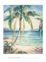 Tropical Breeze II Fine-Art Print