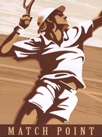 Match Point Fine-Art Print