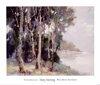 Misty Morning Fine-Art Print