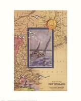 Atlantic Sailing Fine-Art Print