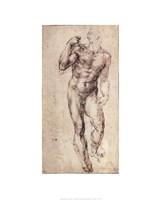 Standing Male Nude Fine-Art Print