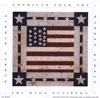 Flag Square Fine-Art Print