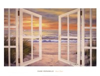 Sunset Beach Fine-Art Print