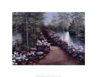 Bridge of Flowers Fine-Art Print