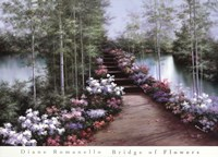 Bridge of Flowers Fine-Art Print