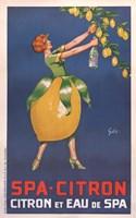 Spa-Citron Fine-Art Print