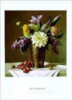 Flowers in an Indian Vase Fine-Art Print