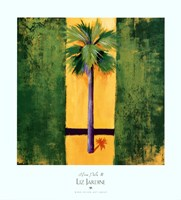 Neon Palm III Fine-Art Print